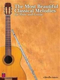 Most beautiful classical melodies - for flute and guitar tab