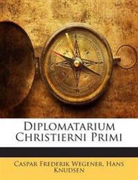 Diplomatarium Christierni Primi