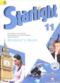 Starlight 11  Student's Book   Anglijskij jazyk. 11 klass. Uglublennyj uroven. Uchebnik -  - böcker (9785090550284)     Bokhandel
