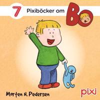 7 pixiböcker om Bo