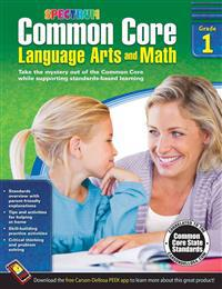 Common Core Language Arts and Math, Grade 1
