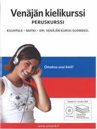Venäjän kielikurssi, Peruskurssi