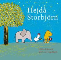 Hejdå Storbjörn - Jelleke Rijken, Mack van Gageldonk pdf epub