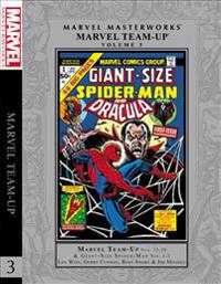 Marvel Masterworks Marvel Team-Up 3