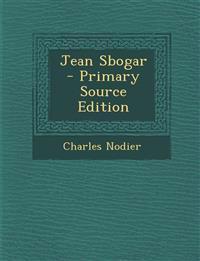 Jean Sbogar