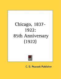 Chicago, 1837-1922