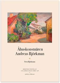 Åhuskonstnären Andreas Björkman