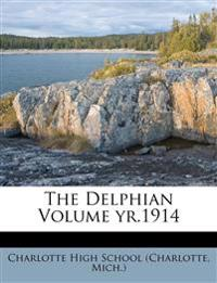 The Delphian Volume yr.1914