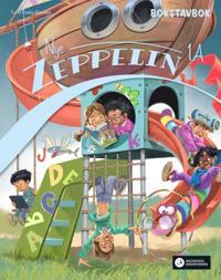 Nye Zeppelin 1A; bokstavbok