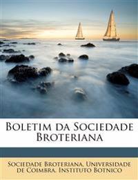 Boletim da Sociedade Broteriana Volume 16