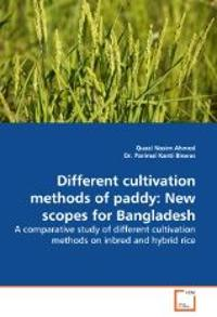Different Cultivation Methods of Paddy