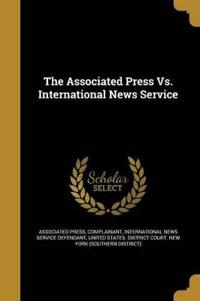 ASSOCIATED PR VS INTL NEWS SER