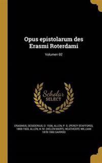 LAT-OPUS EPISTOLARUM DES ERASM