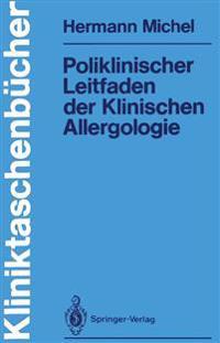 Poliklinischer Leitfaden der Klinischen Allergologie