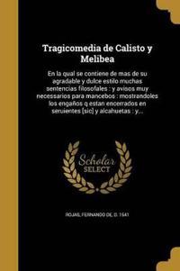 SPA-TRAGICOMEDIA DE CALISTO Y