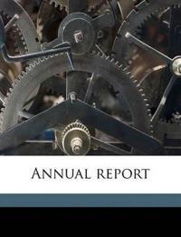 Annual report Volume 1964
