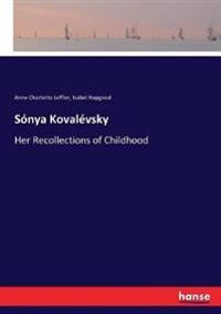 Sónya Kovalévsky