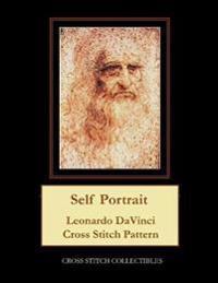 Self Portrait: Leonardo DaVinci Cross Stitch Pattern