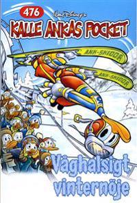 Kalle Ankas Pocket nr 476 : Våghalsigt vinternöje -  pdf epub