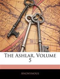 The Ashlar, Volume 5