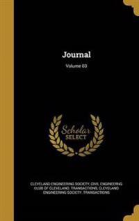 JOURNAL VOLUME 03