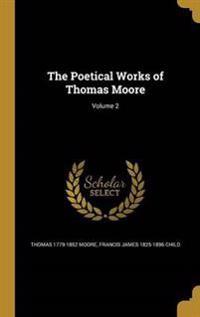 POETICAL WORKS OF THOMAS MOORE
