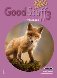 Good Stuff GOLD 3 Workbook - Engelska årskurs 3