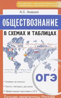OGE. Obschestvoznanie v skhemakh i tablitsakh
