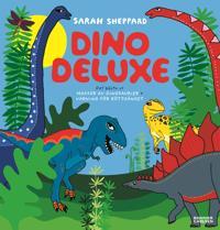 Dino deluxe : det bästa ur Massor av dinosaurier + Varning för köttgänget