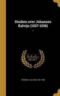 DUT-STUDIEN OVER JOHANNES KALV