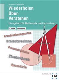 Übungsbuch mit eingetragenen Lösungen Wiederholen - Üben - Verstehen