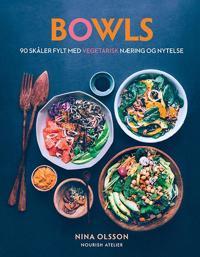 Bowls; 90 skåler fylt med vegetarisk næring og nytelse