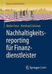 Nachhaltigkeitsreporting Für Finanzdienstleister