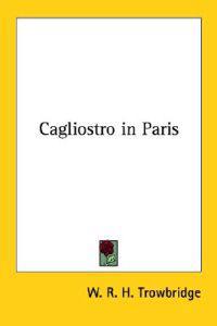 Cagliostro in Paris