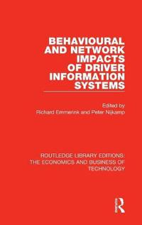 Behavioural and Network Impacts of Driver Information Systems