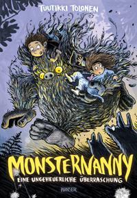 Monsternanny - Eine ungeheuerliche Überraschung
