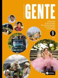 Gente 9 - Linn Maria Børve, Aud Marit Fjerdingren, Gloria Hernández Montesdeoca, Oliver Sánchez Manjón, Stine Sveia-Nilsen | Inprintwriters.org