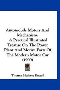Automobile Motors and Mechanism