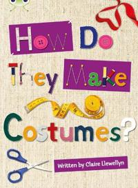 BC NF Brown A/3C How Do They Make ... Costumes