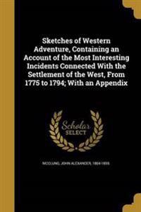 SKETCHES OF WESTERN ADV CONTAI
