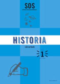 SO-Serien Historia Lärarbok 1