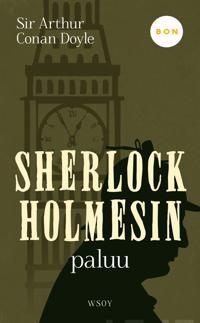 Sherlock Holmesin paluu
