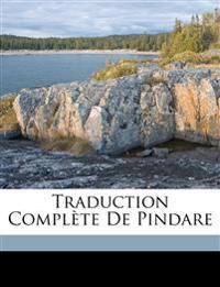 Traduction complète de Pindare