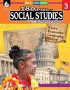 180 Days of Social Studies for Third Grade (Grade 3): Practice, Assess, Diagnose