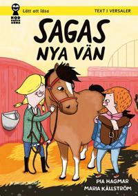 Saga och Max 4 - Sagas nya vän