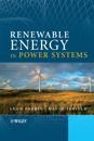 Renewable Energy in Power Systems