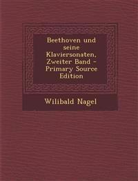 Beethoven und seine Klaviersonaten, Zweiter Band