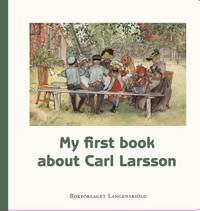 My first book about Carl Larsson