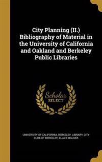 CITY PLANNING (II) BIBLIOGRAPH