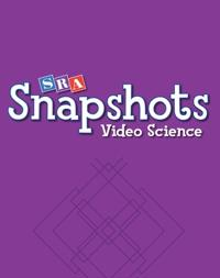 SRA Snapshots Video Science DVD Set, Level C